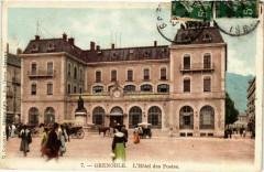 L'Hôtel des Postes - Grenoble