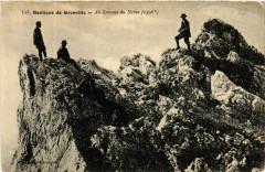 Banlieue de Grenoble - Au Sommet du Neron (1306 m) 38 Grenoble