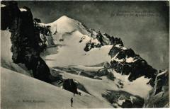Dauphine -Oisans - La Montagne des Agneaux (3660 m) - Montagne