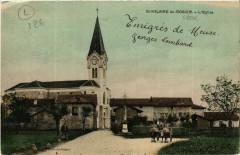 Saint-Hilaire-du-Rosier - L'Eglise - Saint-Hilaire-du-Rosier