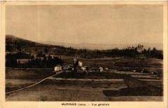 Murinais - Vue générale - Murinais