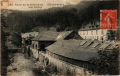 Route de la Chartreuse - Fourvoirie - Les Usines - Four