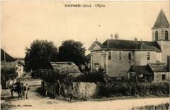Soleymieu - L'Eglise - Soleymieu