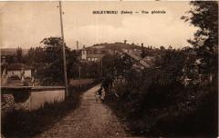 Soleymieu - Vue générale - Soleymieu
