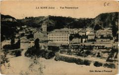 La Sone - Vue panoramique - La Sône