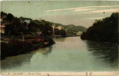 La Sone - Vue sur l'Isere - La Sône