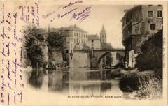 Le Pont-de-Beauvoisin (Isere et Savoie) - Le Pont-de-Beauvoisin