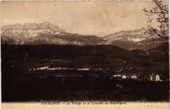 Coublevie - Le Village et le Couvent de Beauregard - Coublevie