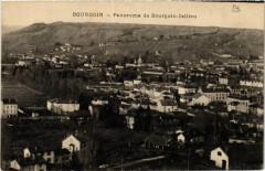 Bourgoin - Panorama de Bourgoin-Jallieu - Bourgoin-Jallieu
