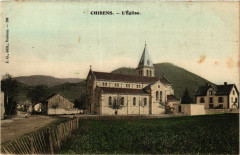 Chirens - L'Eglise - Chirens