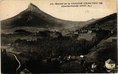 Chirens - Vue générale - Chirens