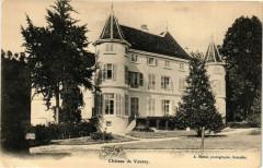 Chateau de Vourey - Vourey