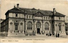 Le Musée-Bibliothèque - Grenoble