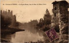 Env. de Vienne - La Roche-Mousey 38 Vienne