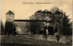 Trept - Chateau de Serrieres - Trept