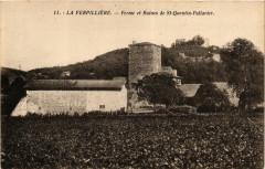La Verpilliere - Ferme et Ruines de St-Quentin-Fallavier - La Verpillière
