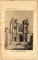 Eglises de France - Isere - Cathedrale de Vienne 38 Vienne