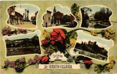 Souvenir de Saint-Quentin-Fallavier - Saint-Quentin-Fallavier