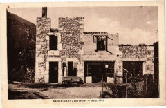 Saint-Gervais - Juin 1940 - Saint-Gervais