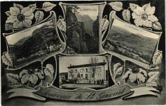 Souvenir de Saint-Gervais - Saint-Gervais