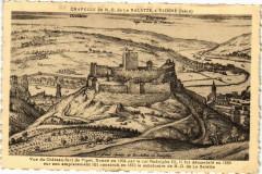 Chapelle de N.-D. de la Salette a Vienne - Vue du Chateau 38 Vienne