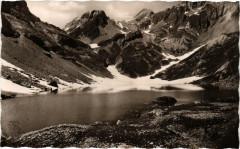 Sixt-Fer-a-Cheval Lac de la Vogeallaz - Les Dents Blanches - Sixt-Fer-à-Cheval