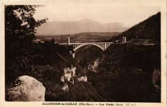 Allonzier-la-Caille (Hta-Sav.I9 - Les Ponts (haut 147 m) - Allonzier-la-Caille
