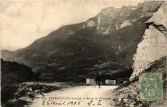 Serraval - Route de Faverges - Serraval