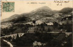 Serraval - Vue générale - Serraval