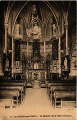 La Roche-sur-Foron - La Chapelle de la Benite-Fontaine - La Roche-sur-Foron