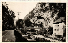 Dingy-Saint-Clair - Voie romaine et le Defile de Dingy - Dingy-Saint-Clair