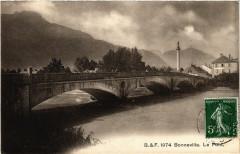 Bonneville - Le Pont - Bonneville