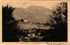 Bonneville - Le Chateau Blanc et le Mole - Bonneville
