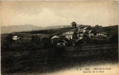 Groisy-le-Plot - Quartier de la Gare - Groisy