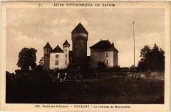 Lovagny Le Chateau de Montrottier - Lovagny