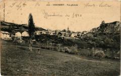 Chaumont Vue générale - Chaumont