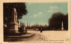 Bonneville Les Monuments aux Morts - Bonneville