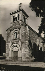 Lapeyrouse-Mornay L'Eglise France - Lapeyrouse-Mornay