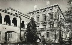 Allex Chateau du XVIIIe siecle France - Allex