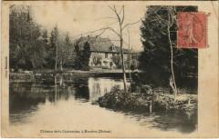 Chateau de la Contamine, a Manthes France - Manthes