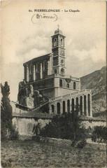 Pierrelongue La Chapelle France - Pierrelongue