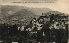Vue Panoramique de Montbrun les Bains France - Montbrun-les-Bains