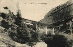 Viaduc du Claps pres Beaurieres France - Beaurières