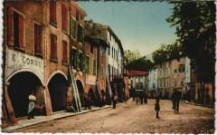 Buis les Baronnies Place du Marche France - Buis-les-Baronnies
