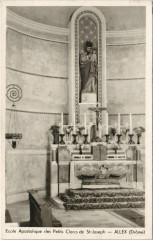 Allex Ecole Apostolique des Petits Clercs France - Allex