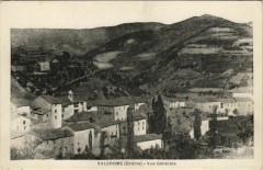 Valdrome Vue generale France - Valdrôme