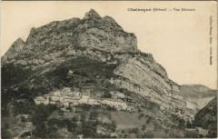 Chalancon Vue generale France - Chalancon