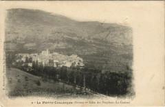 La Motte Chalancon Allee des Peupliers France - Chalancon
