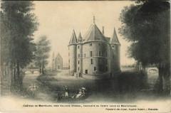 Chateau de Montelier pres Valence France - Montélier