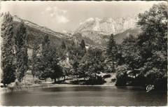 Env de Die Lac de Sallieres et Massif France - Die